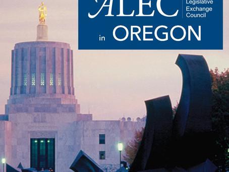 ALEC in Oregon