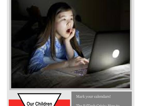 Save the Date -- PAA EdTech Webinar