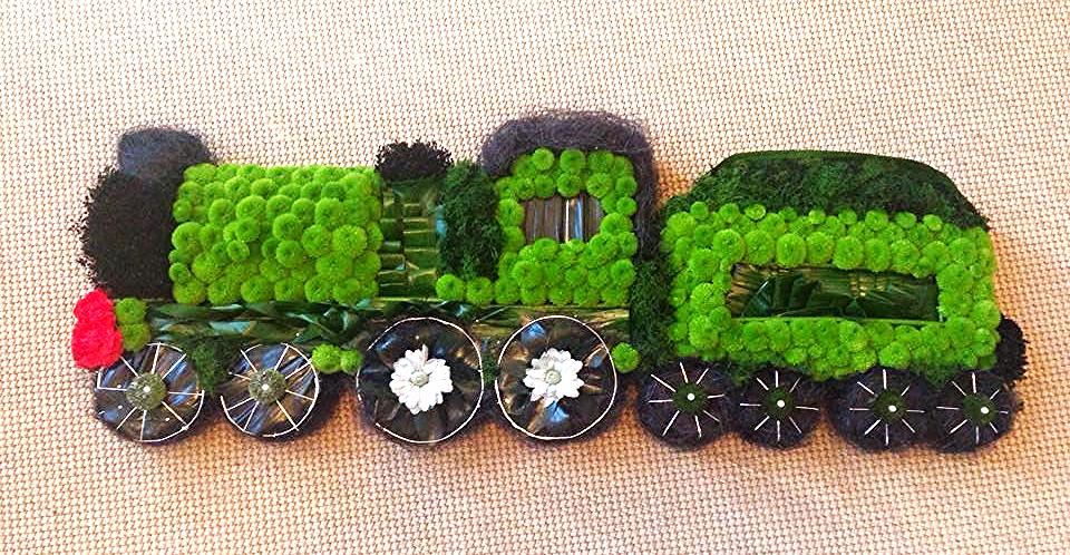 Bespoke Train Tribute