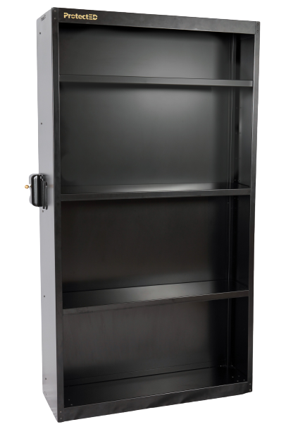 Bookcase Front View