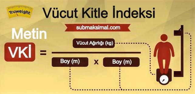vücut kitle indeksi formülü, vücut kitle indeksi hesaplama, vücut kitle indeksi, vücut kitle indeksi nasıl bulunur