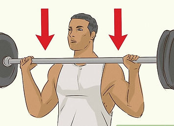 overhead press yapım aşamaları, overhead press nasıl yapılır