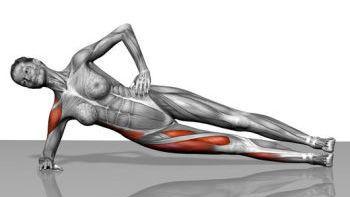 side plank, side plank nasıl yapılır,