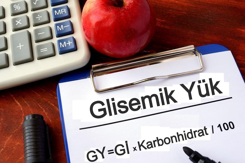 glisemik yük nasıl hesaplanır, glisemik yük nedir, glisemik indeks ve glisemik yük