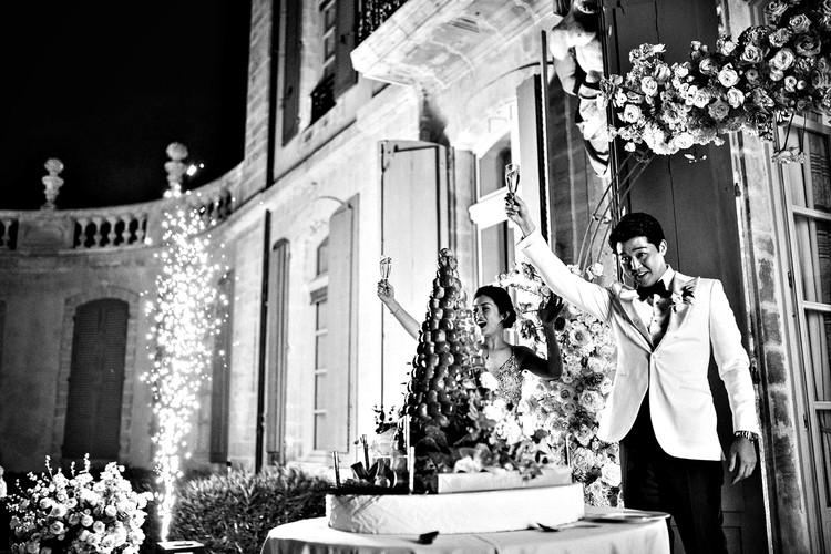 SouthProd - Sparkles Machine - Wedding -