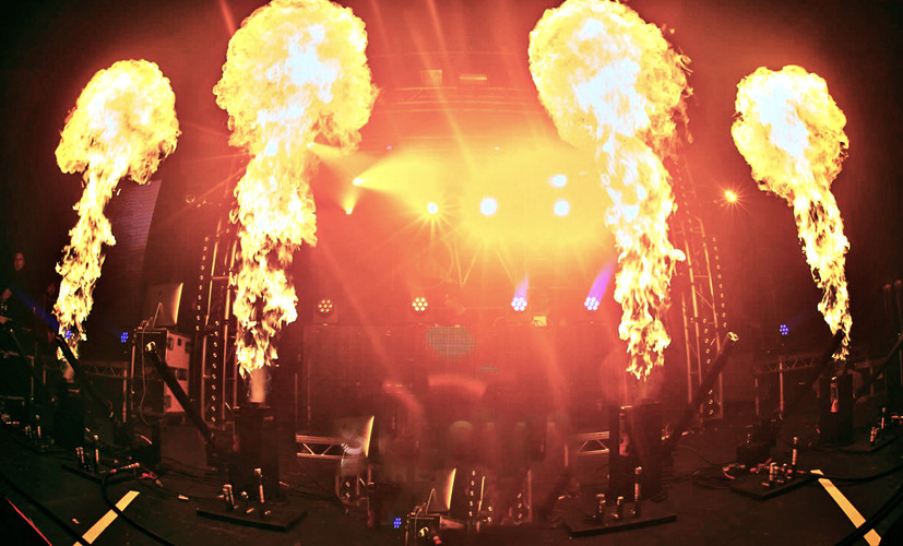 SouthProd - Flame Machine -Event - Dj - Montpellier  -