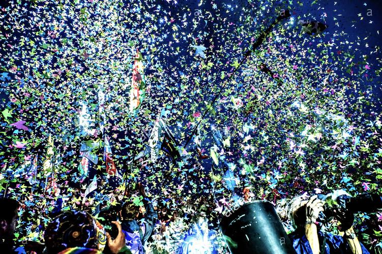 SouthProd - event - Dj - confettis