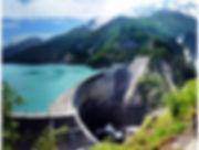 engineered water dam