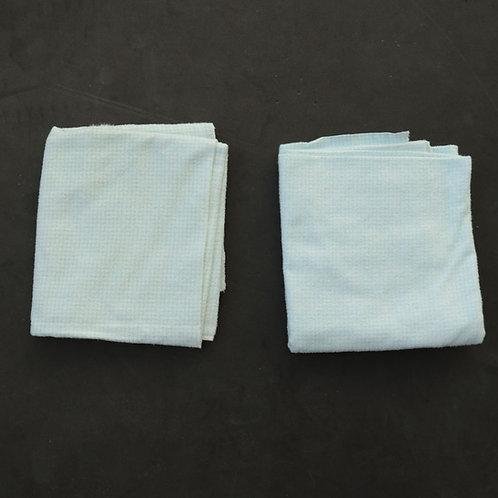 2 petites couvertures de bébé (Flanelle)
