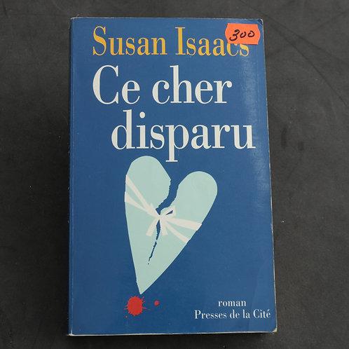 Ce cher disparu - Susan Isaacs