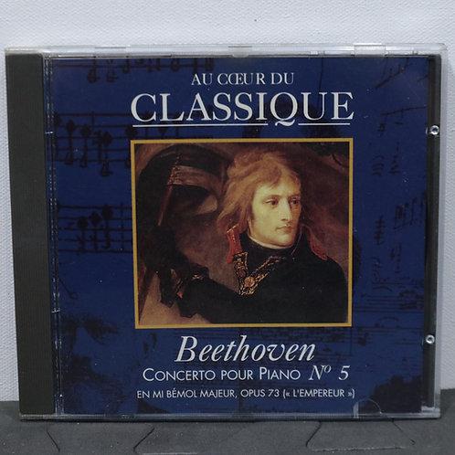 Au cœur du Classique - Beethoven - Concerto pour piano no.5