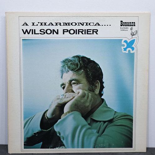 À l'harmonica / Wilson Poirier