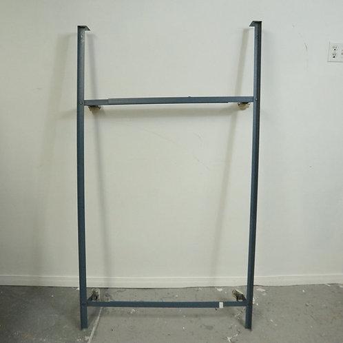 Base de lit en métal à roulettes (39-48-54 po)