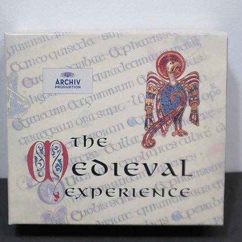 The Médiéval expérience 4 CDs