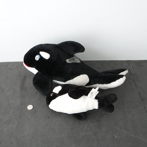 Toutous de famille orque