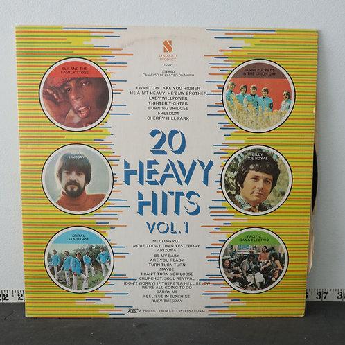 20 Heavy Hits