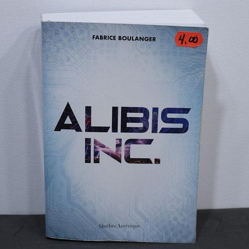 Alibis Inc./ Fabrice Boulanger