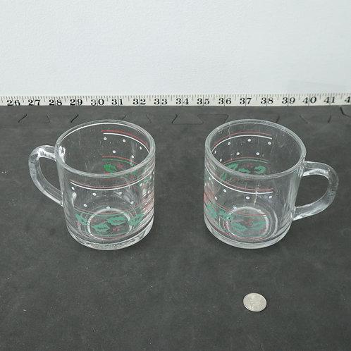 2 tasses de Noël