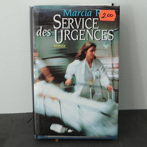Services des Urgences - Marcia Rose