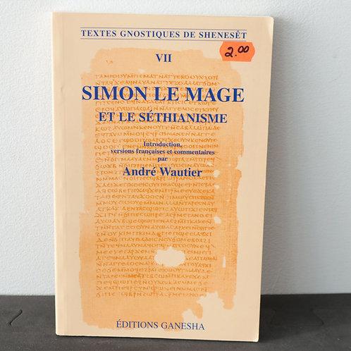 Simon le Mage - André Wautier
