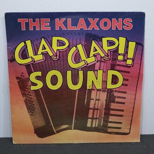 The klaxons clap clap!! sound