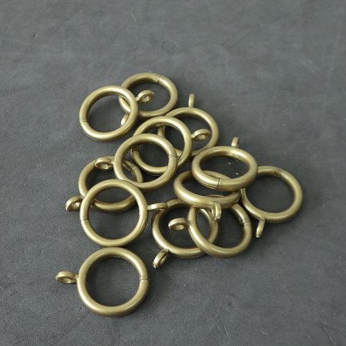 13 anneaux de 1 pouce