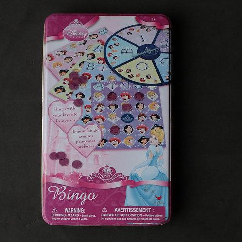 Bingo Princesses