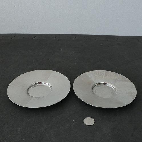 2 Chandeliers en métal