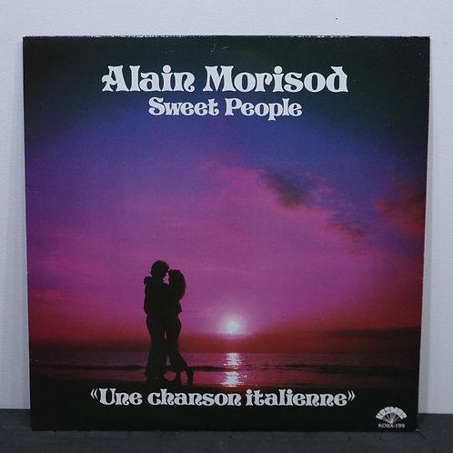 Une chanson Italienne / Alain Morisod