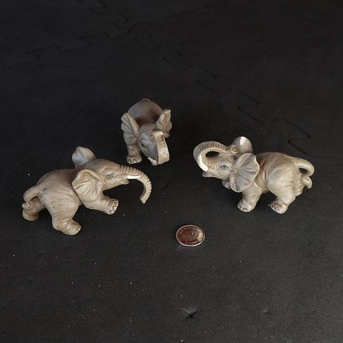 3 éléphants