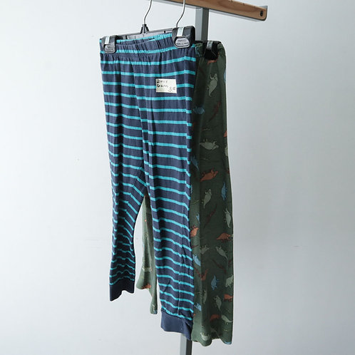 2 pantalons pyjamas (6 ans)