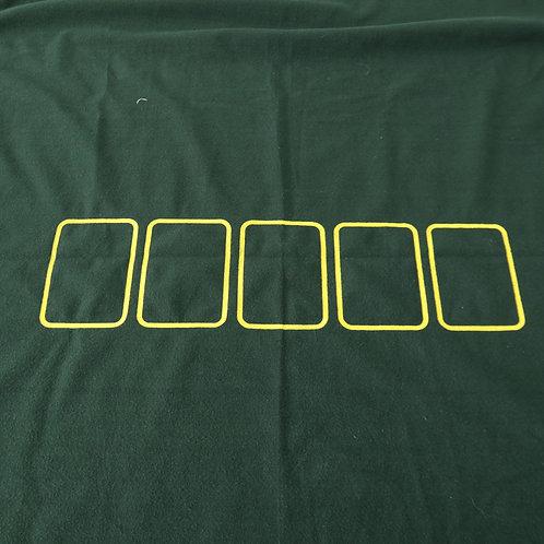 Tapis de Poker + module de jetons