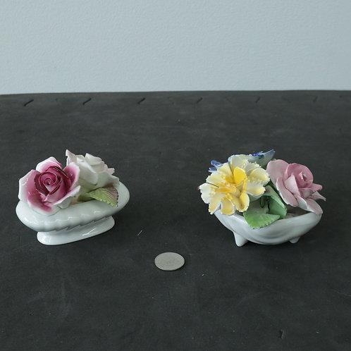 2 fleurs de collection