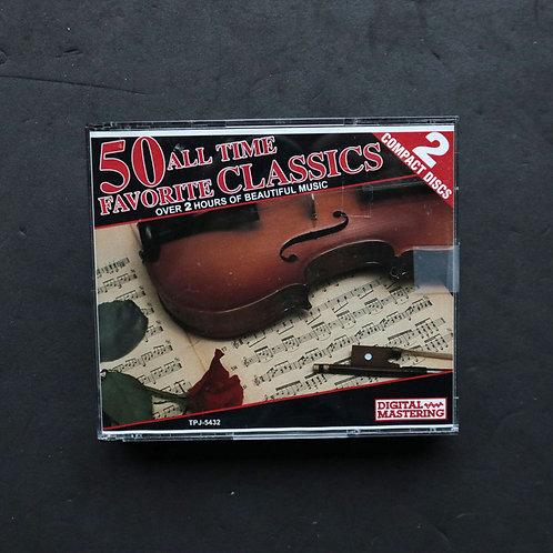 50 All the Favorites Classics