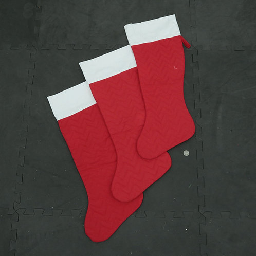 3 Bas de Noël