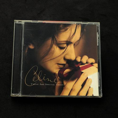 These are spécial times - Céline