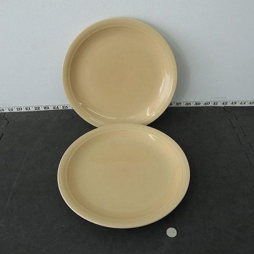 2 assiettes