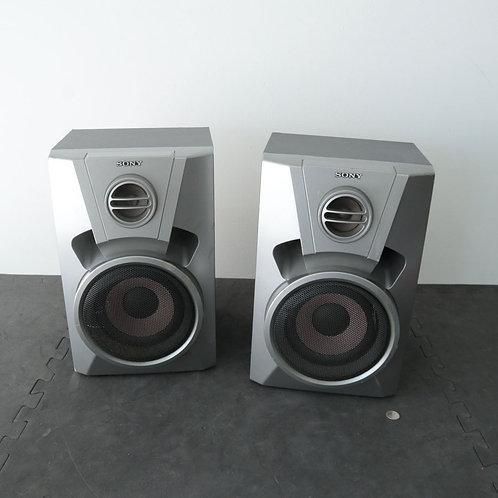 2 Caisses de sons (Sony)