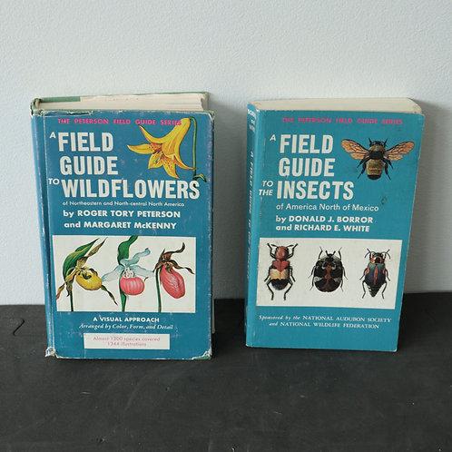 2 Guides:Fleurs et Insectes (Anglais)