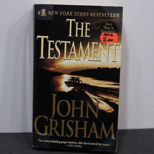 The Testament / John Grisham