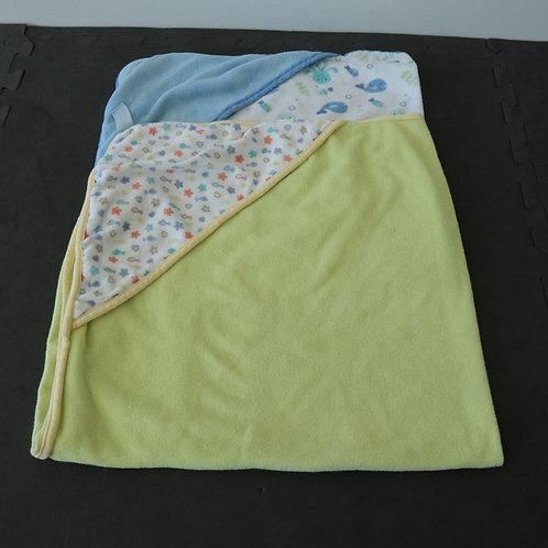 2 Sorties de bain pour bébé (serviette)