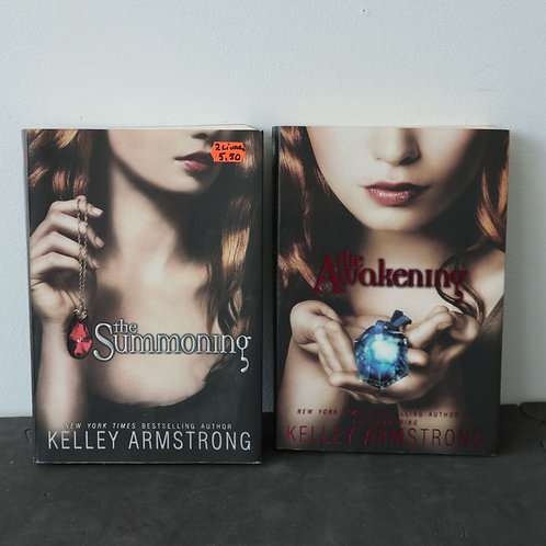 2 Livres de Kelley Armstrong