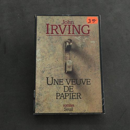 Une veuve de papier - John Irving