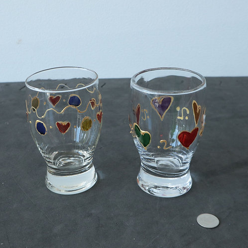 2 petits verres