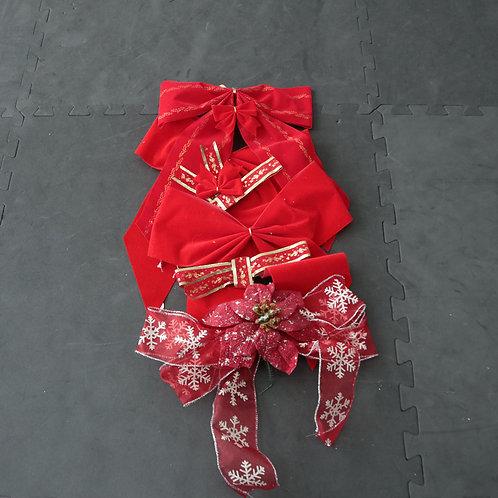 Boucles de Noël (diverses)