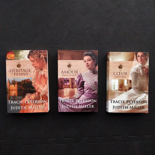 3 Volumes- Tracie Peterson