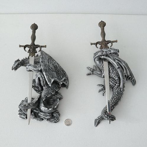 2 Dragons avec Dagues