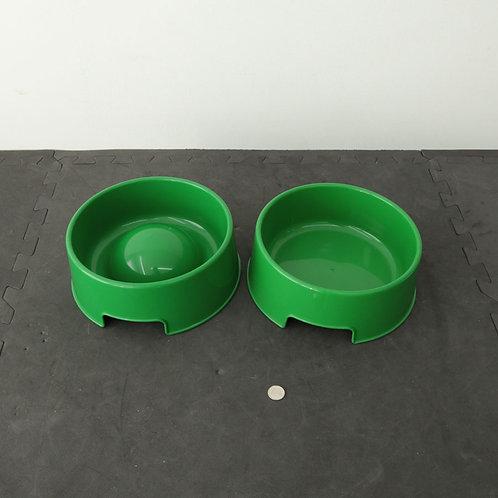 2 bols pour animaux (gros)