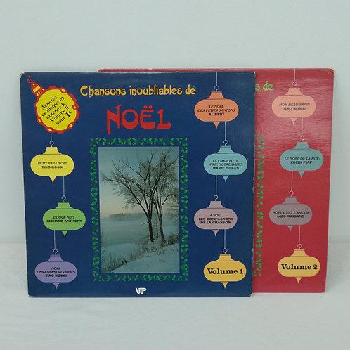Chansons inoubliables de Noël