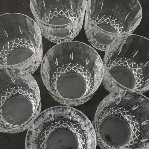 8 verres